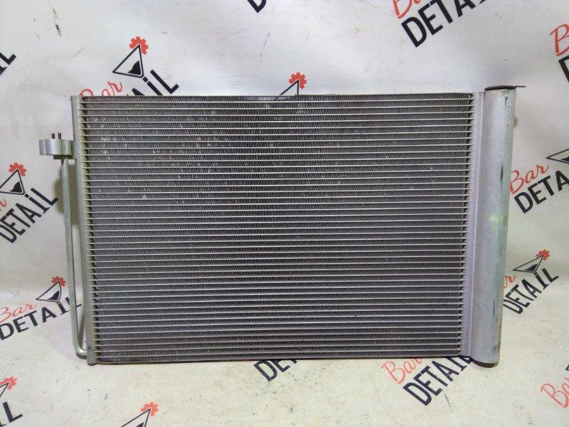 Радиатор кондиционера Bmw 5 Серия E61 N52B25 2007 передний