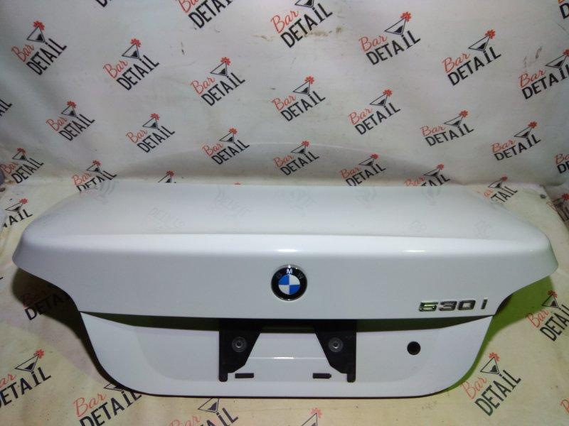 Крышка багажника  BMW 5, E60 контр.