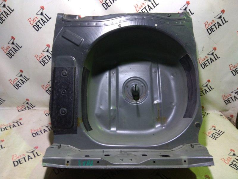 Ванна в багажник тазик Bmw 5 Серия E60 N52B30 2005 задняя нижняя