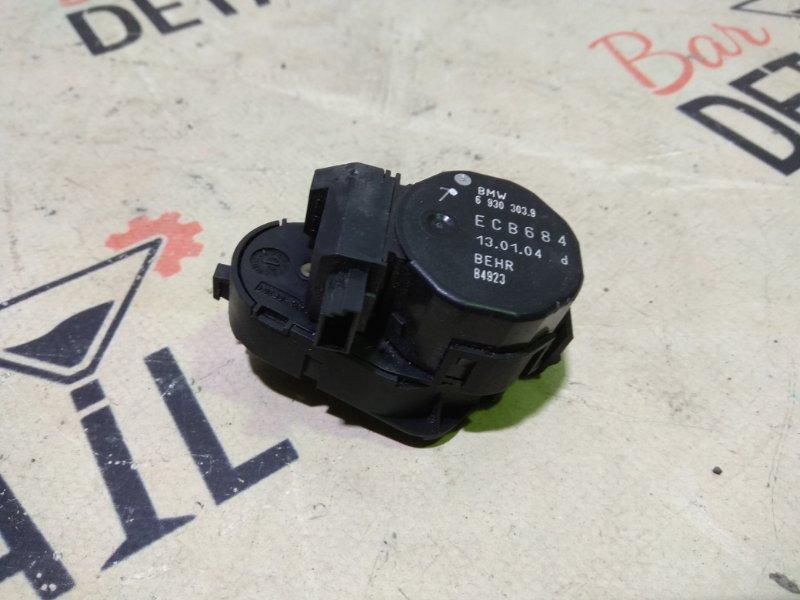 Сервопривод заслонки печки Bmw 5 Серия E60 N62B44 2004