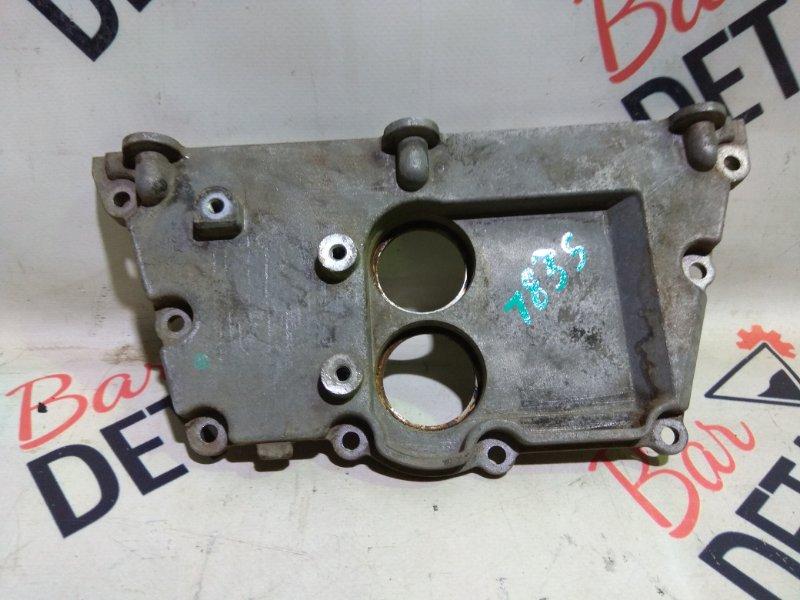 Крышка блока двс Bmw Х5 E53 N62B44 2006 передняя левая верхняя