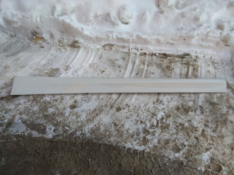 Порог пластиковый Bmw 3 Серия E90 N46B20 2006 левый