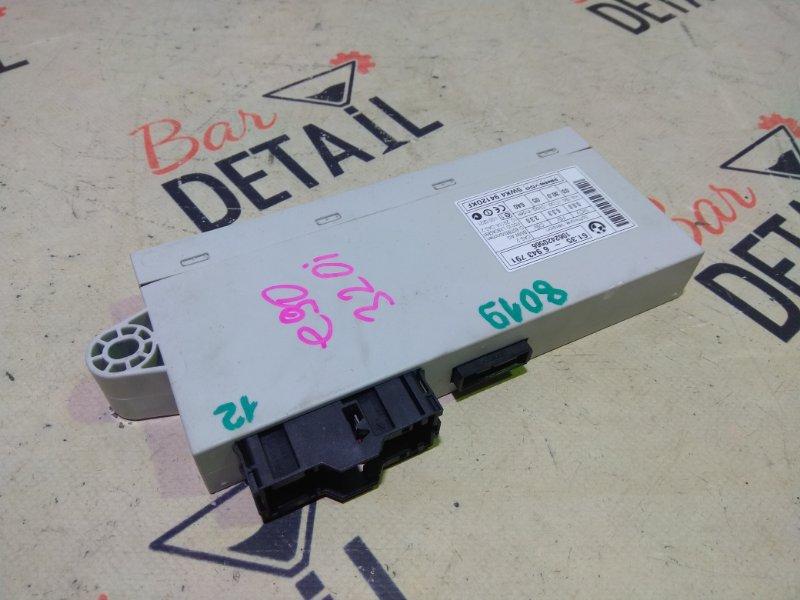 Блок управления cas Bmw 3 Серия E90 N46B20 2006
