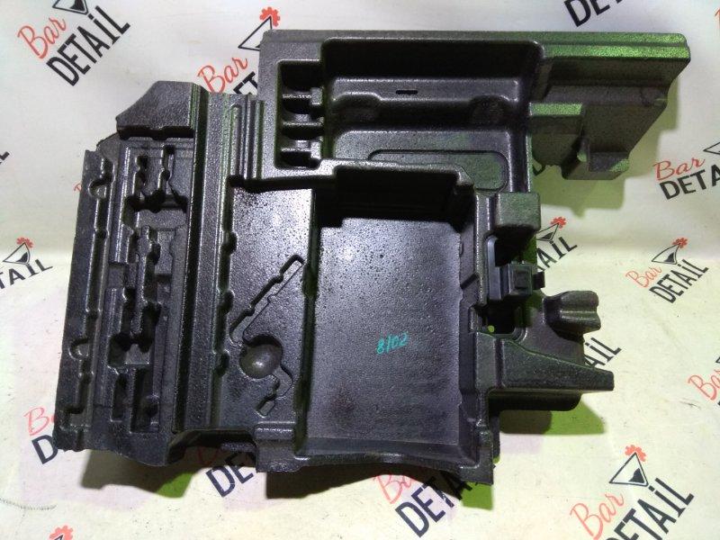 Пол багажника Bmw X3 E83 N52B30K 2007 задний нижний