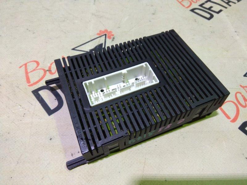 Блок управления светом Bmw X3 E83 N52B30K 2007