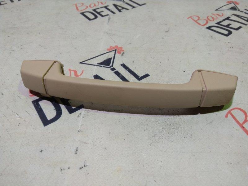 Ручка салонная Bmw X3 E83 N52B30K 2007 задняя левая