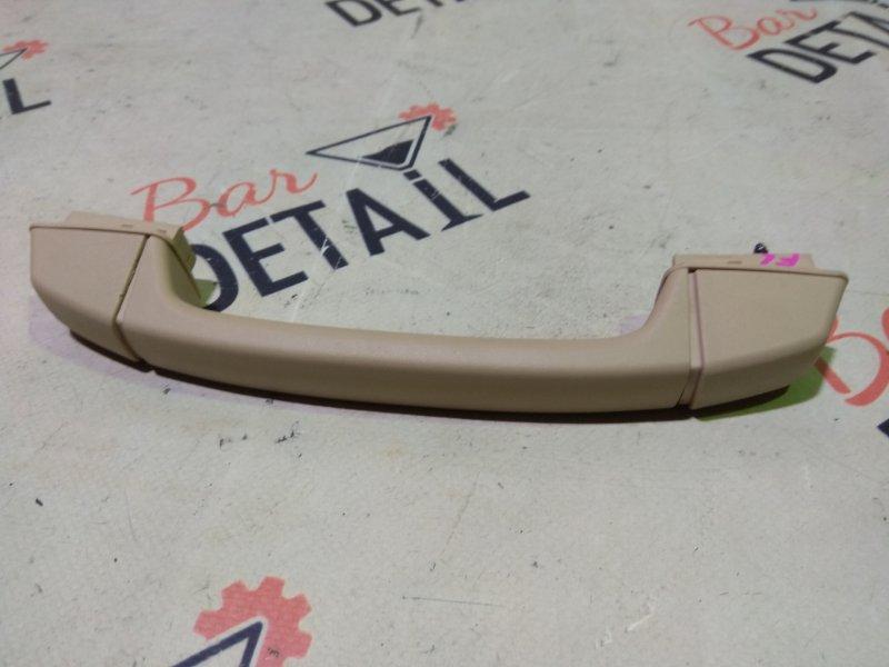 Ручка салонная Bmw X3 E83 N52B30K 2007 передняя верхняя