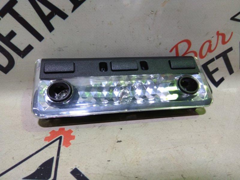 Плафон салонный Bmw X3 E83 N52B30K 2007 передний