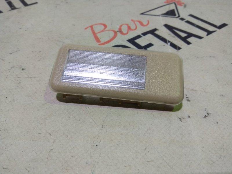 Плафон подсветки зеркала Bmw X3 E83 N52B30K 2007 передний левый