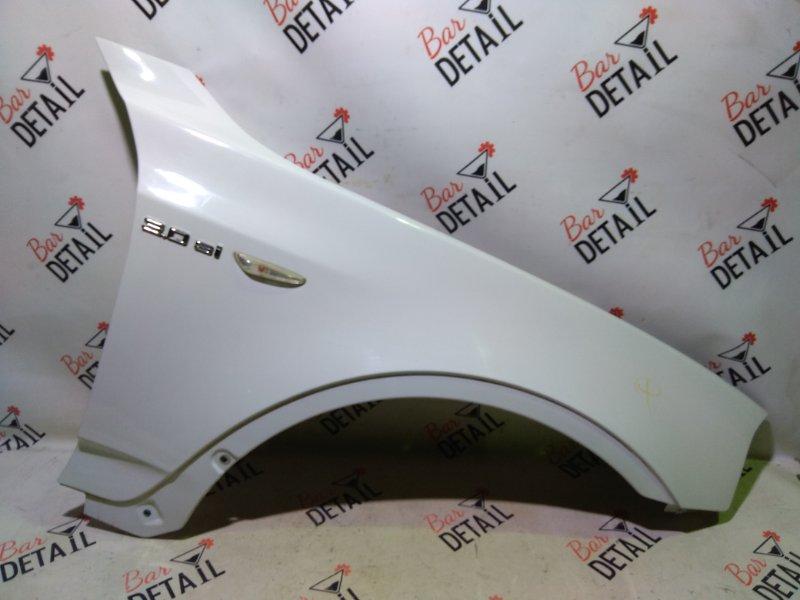 Крыло Bmw X3 E83 N52B30K 2007 переднее правое