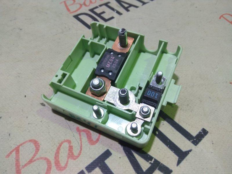 Блок предохранителей Bmw X3 E83 N52B30K 2007 передний