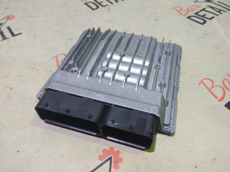 Блок управления двс Bmw X3 E83 N52B30K 2007