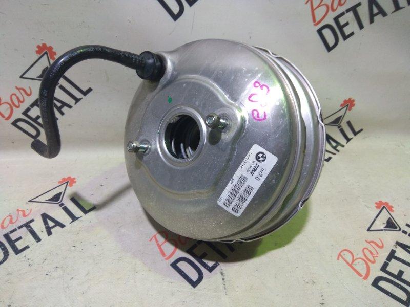 Вакуумный усилитель тормозов Bmw X3 E83 N52B30K 2007 передний