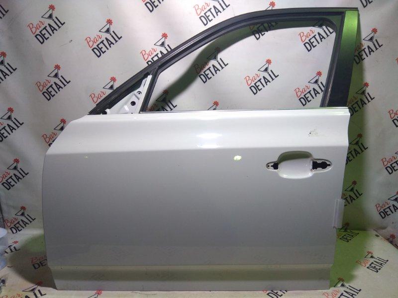 Дверь Bmw X3 E83 N52B30K 2007 передняя левая