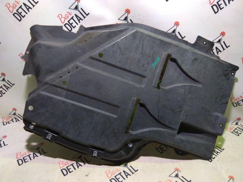 Защита топливного бака Bmw X3 E83 N52B30K 2007 задняя правая
