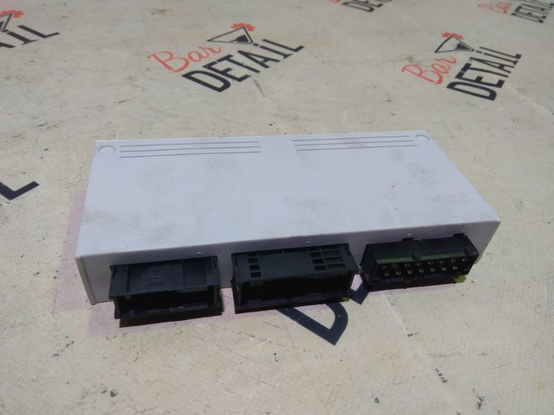 Блок управления комфорта Bmw X3 E83 N52B30K 2007