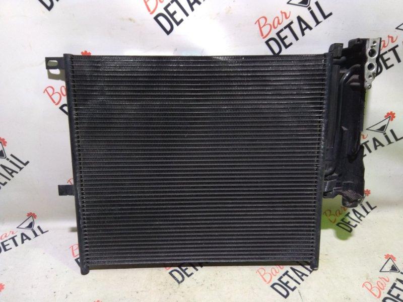 Радиатор кондиционера Bmw X3 E83 N52B30K 2007