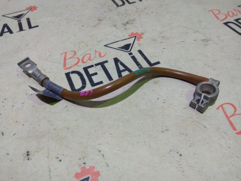 Клемма минусовая Bmw X3 E83 N52B30K 2007
