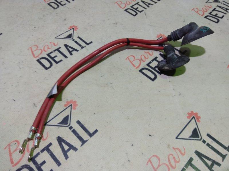 Провод аккумулятора плюсовой Bmw X3 E83 N52B30K 2007