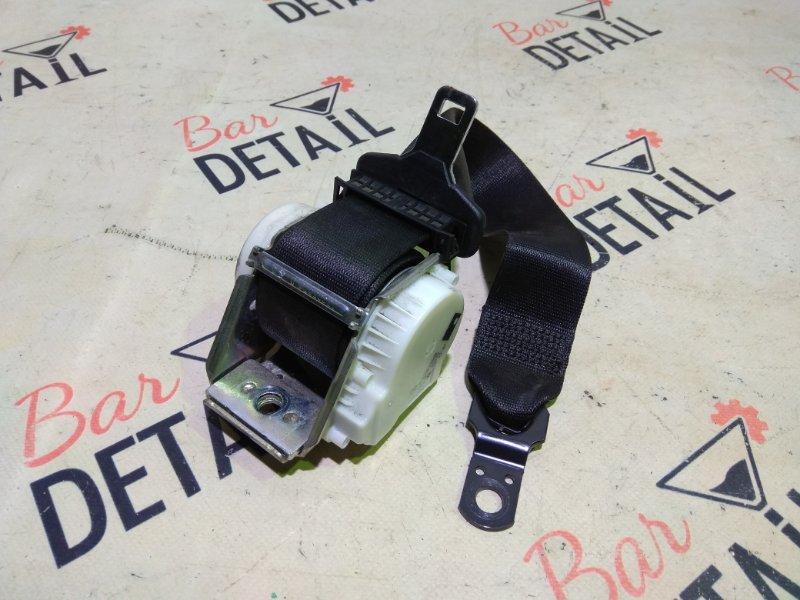 Ремень безопасности Bmw X3 E83 N52B30K 2007 задний