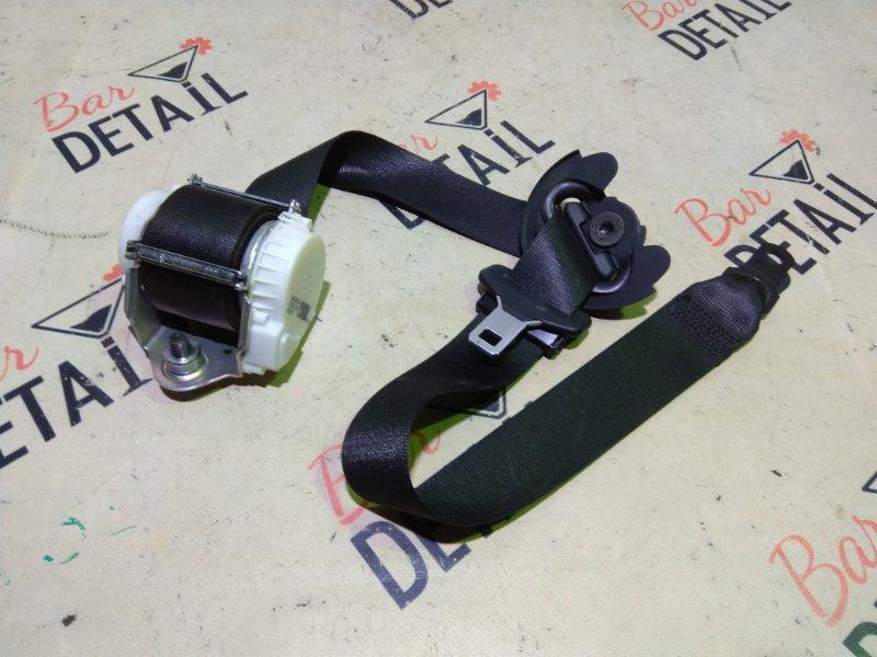 Ремень безопасности Bmw X3 E83 N52B30K 2007 передний правый