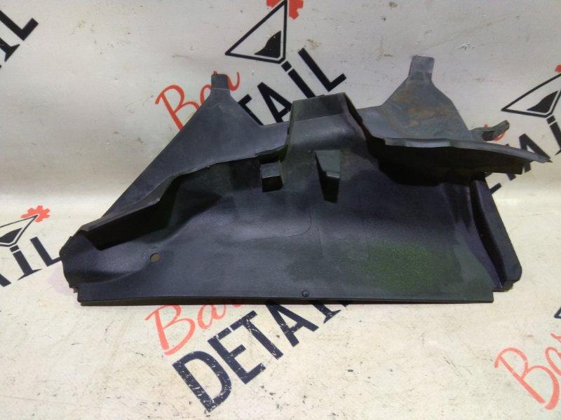 Уголок планки обтекателя Bmw X3 E83 N52B30K 2007 передний правый