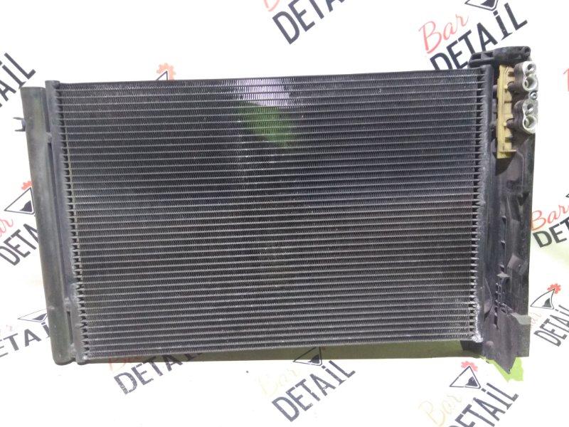 Радиатор кондиционера Bmw 3 Серия E90 N46B20 2006 передний