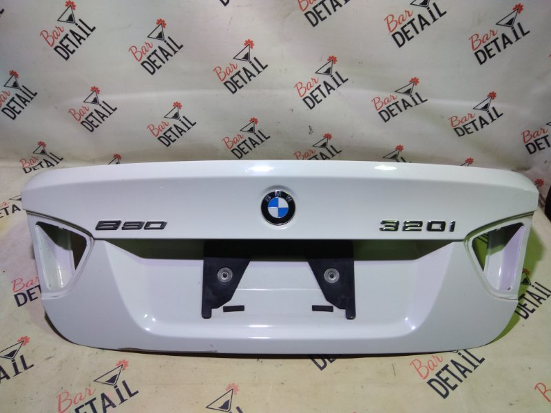 Крышка багажника Bmw 3 Серия E90 N46B20 2006 задняя
