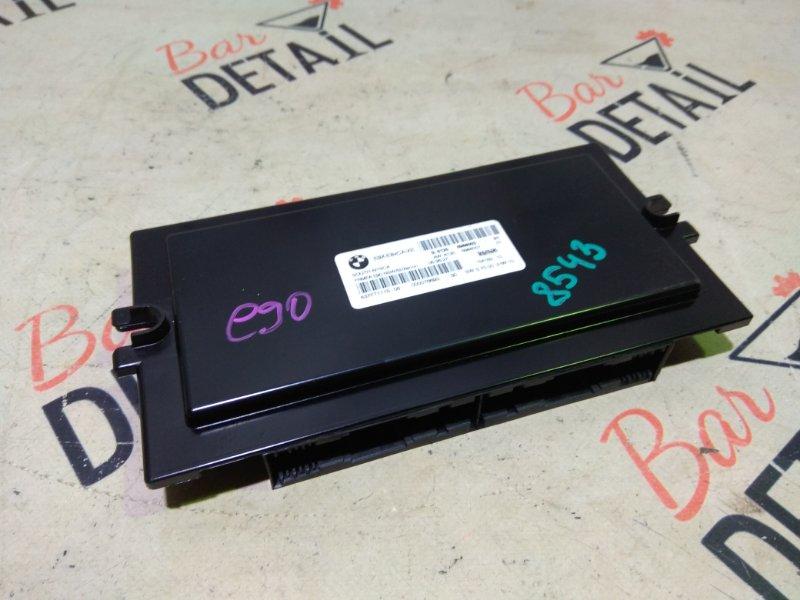 Блок управления светом Bmw 3 Серия E90 N46B20 2006