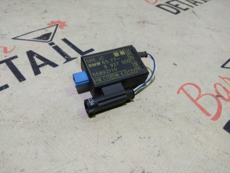 Блок управления сидением Bmw X5 E53 M54B30 2005
