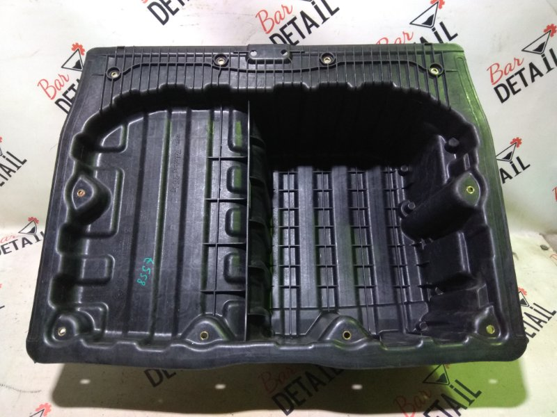 Пол багажника Bmw 3 Серия E90 N46B20 2006 нижний