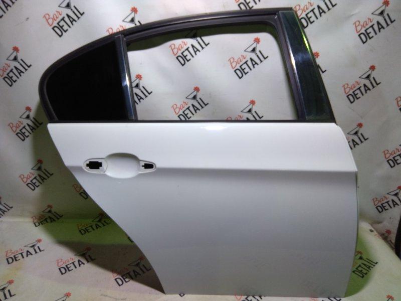 Дверь Bmw 3 Серия E90 N46B20 2006 задняя правая