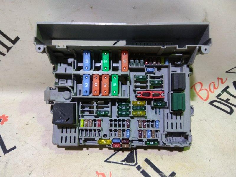 Блок предохранителей Bmw 3 Серия E90 N46B20 2006