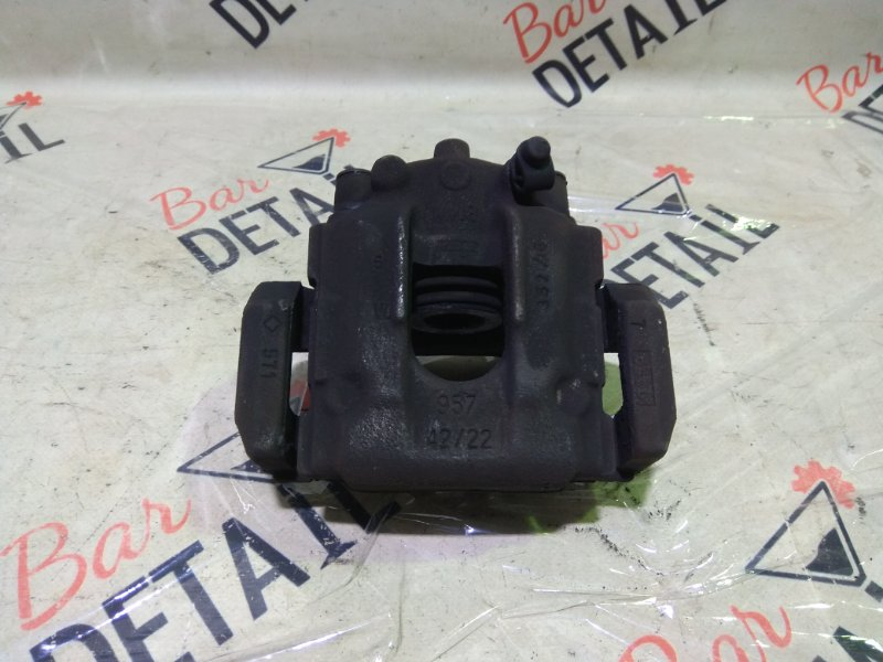 Суппорт тормозной Bmw X3 E83 N52B30K 2007 задний правый