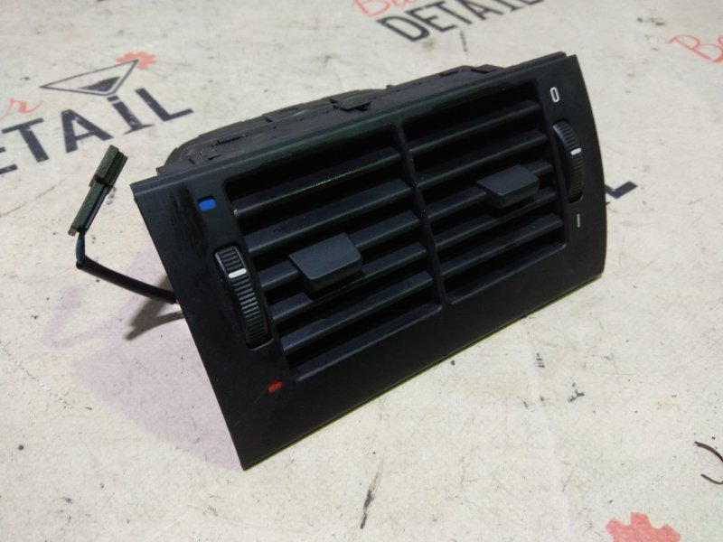 Вентиляционная решетка Bmw 5 Серия E39 M52B28TU 1998 задняя