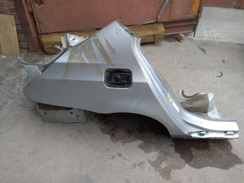 Крыло Bmw 5 Серия E60 N62B44 2004 заднее правое