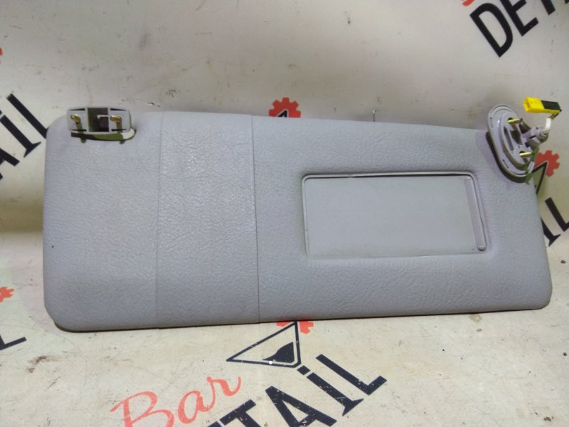 Козырек солнцезащитный Bmw 5 Серия E39 M52B28TU 1998 передний правый