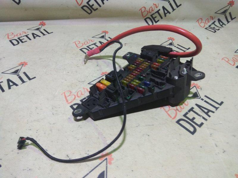Блок предохранителей Bmw 5 Серия E60 N62B44 2004