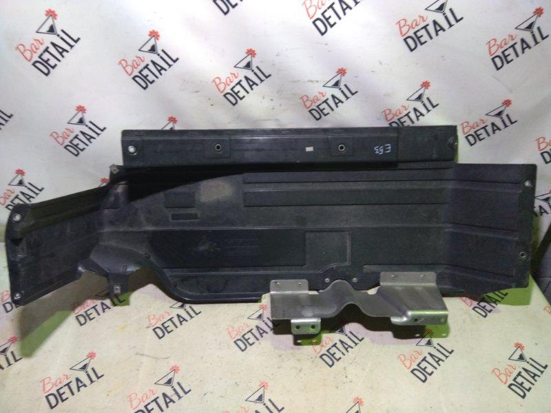 Защита топливного бака Bmw X5 E53 N62B44 2006 левая нижняя