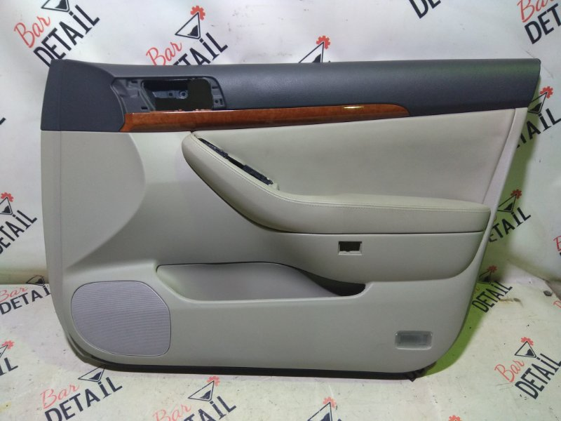 Обшивка двери Toyota Avensis AZT251 2AZFSE 2007 передняя правая