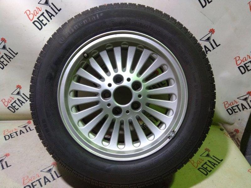 Запасное колесо Bmw 5 Серия E39 M52B28TU 1998