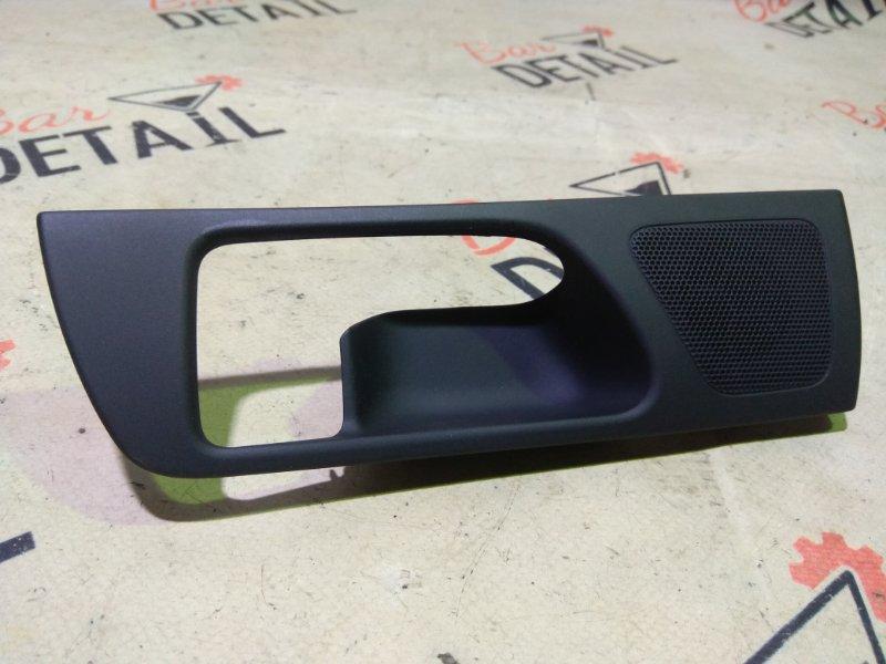 Накладка на ручку двери внутренняя Toyota Avensis AZT251 2AZFSE 2007 задняя правая