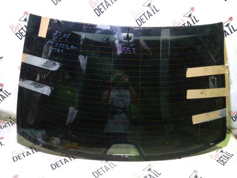 Стекло заднее Bmw 5 Серия E61 N52B25 2007 заднее