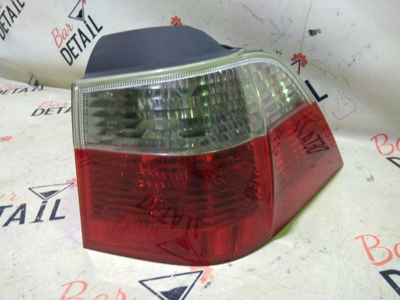 Стоп сигнал Bmw 5 Серия E61 N52B25 2007 задний правый