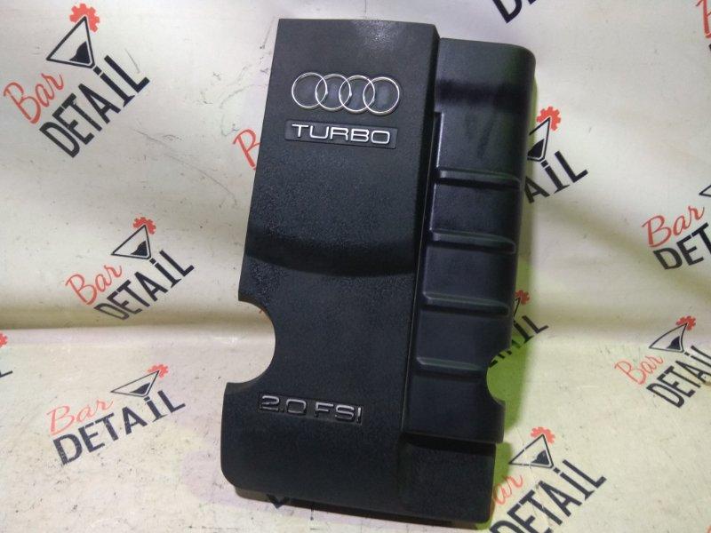 Накладка моторного отсека Audi A4 8ED BWE 2 2006