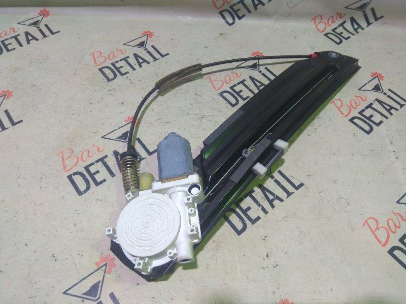 Стеклоподъемник Bmw 5 Серия E39 M54B25 2001 задний левый