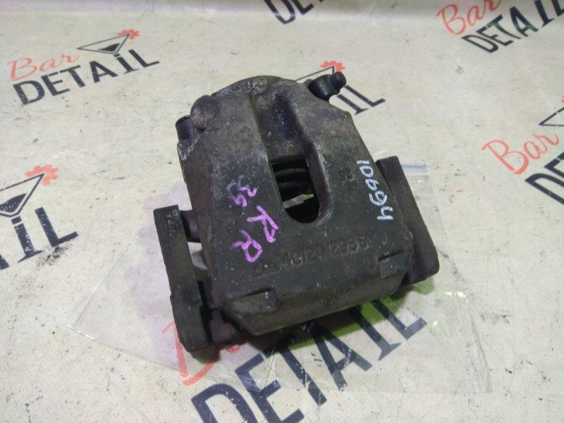 Суппорт тормозной Bmw 5 Серия E39 M54B25 2001 задний правый