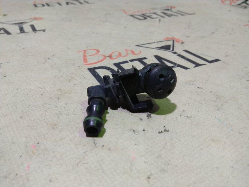 Форсунка омывателя фар Bmw X5 E53 M54B30 2005 передняя левая