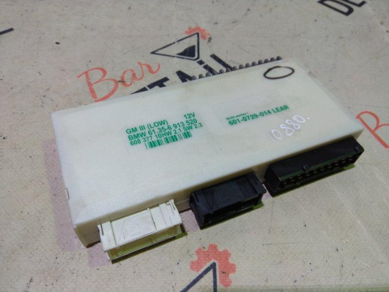 Блок управления комфорта Bmw 5 Серия E39 M54B25 2001