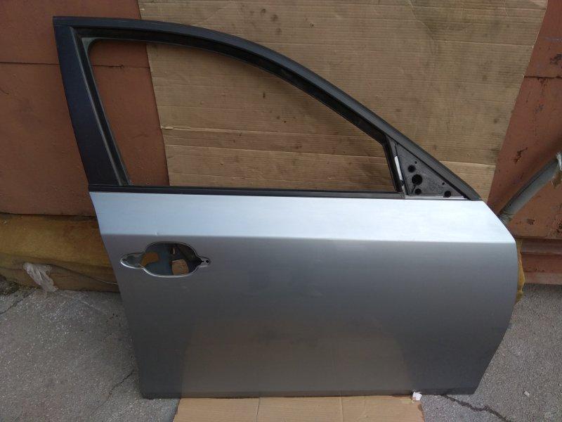 Дверь Bmw 5 Серия E61 N52B25 2007 передняя правая